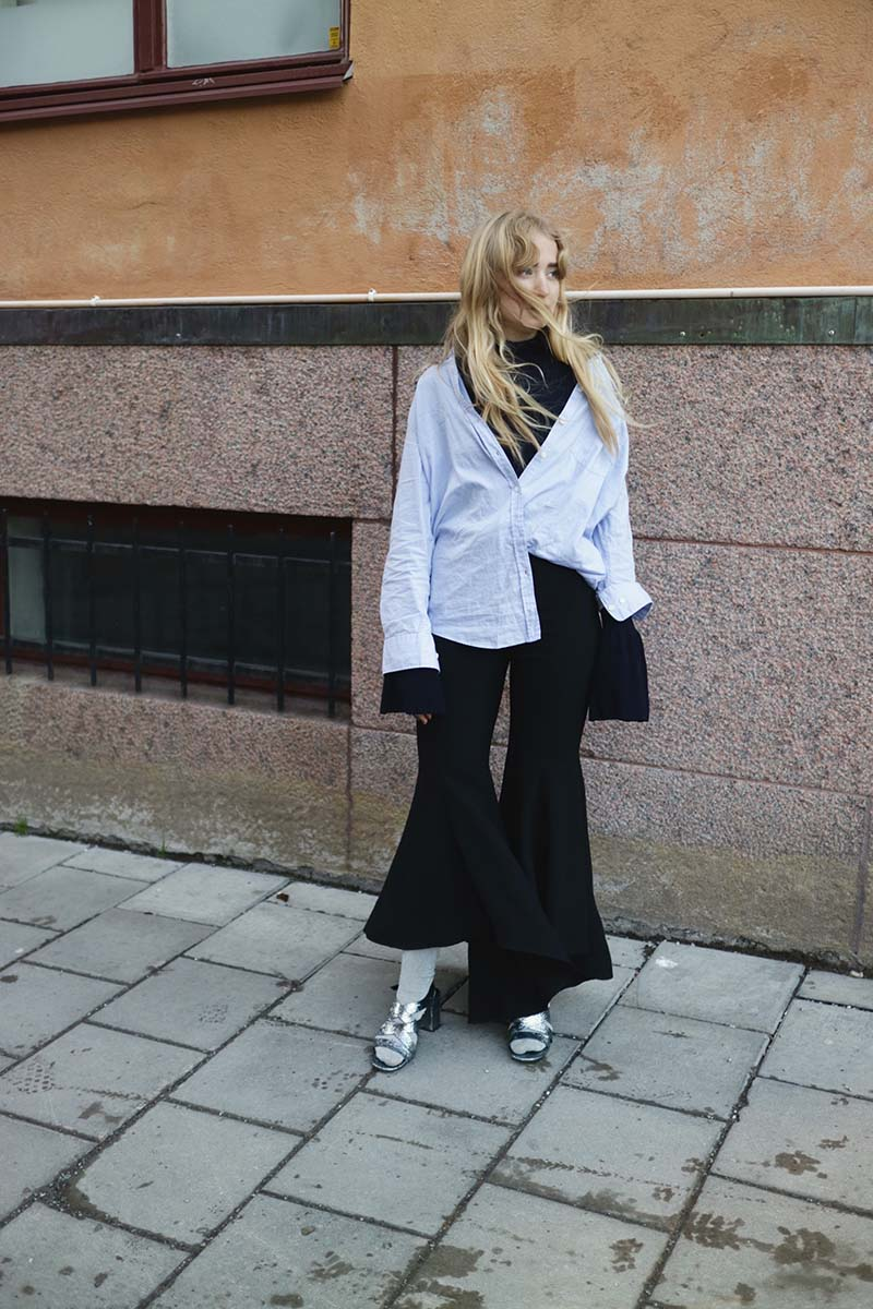 Fanny Ekstrand Party Outfit