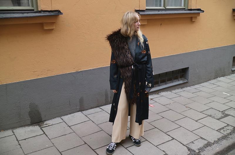Fanny Ekstrand Robe Kimono
