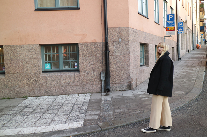 Fanny Ekstrand Stockholm