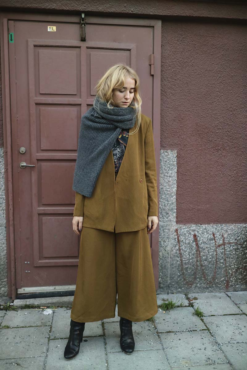 Fanny Ekstrand Suit