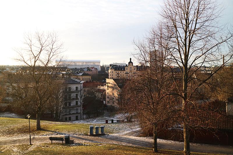 Fanny Ekstrand Vitabergsparken