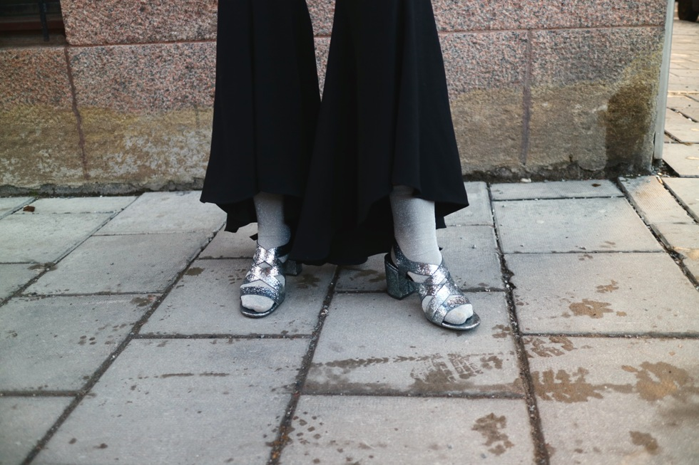 Glitter Shoes Glitter Socks