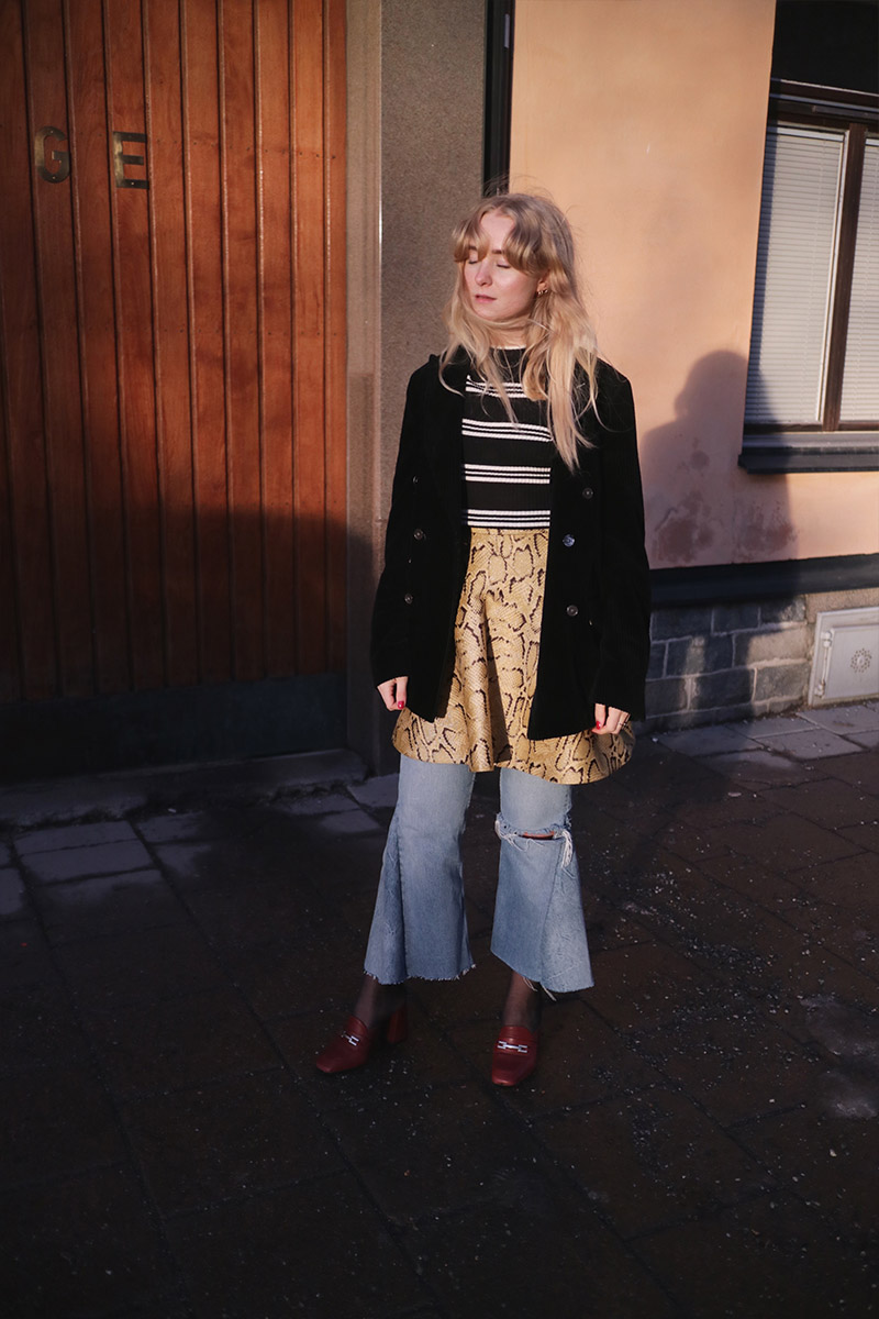 Fanny Ekstrand Layering Outfit