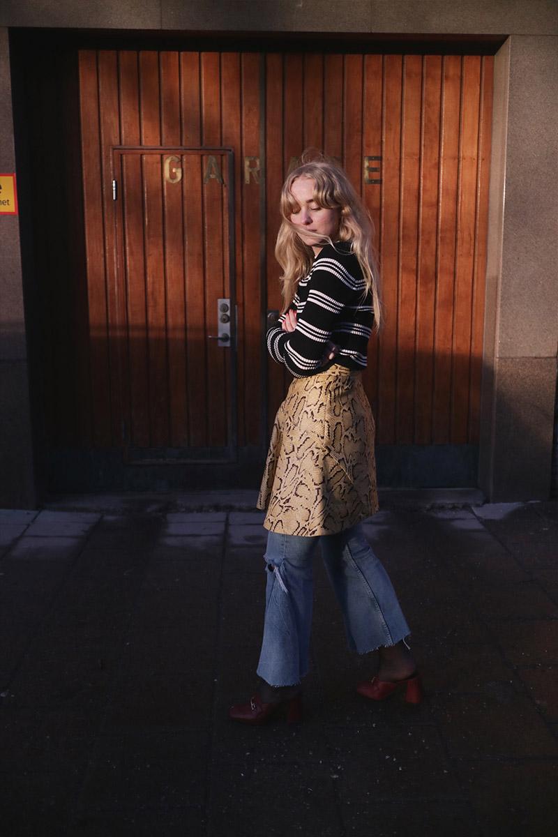 Fanny Ekstrand Street Style