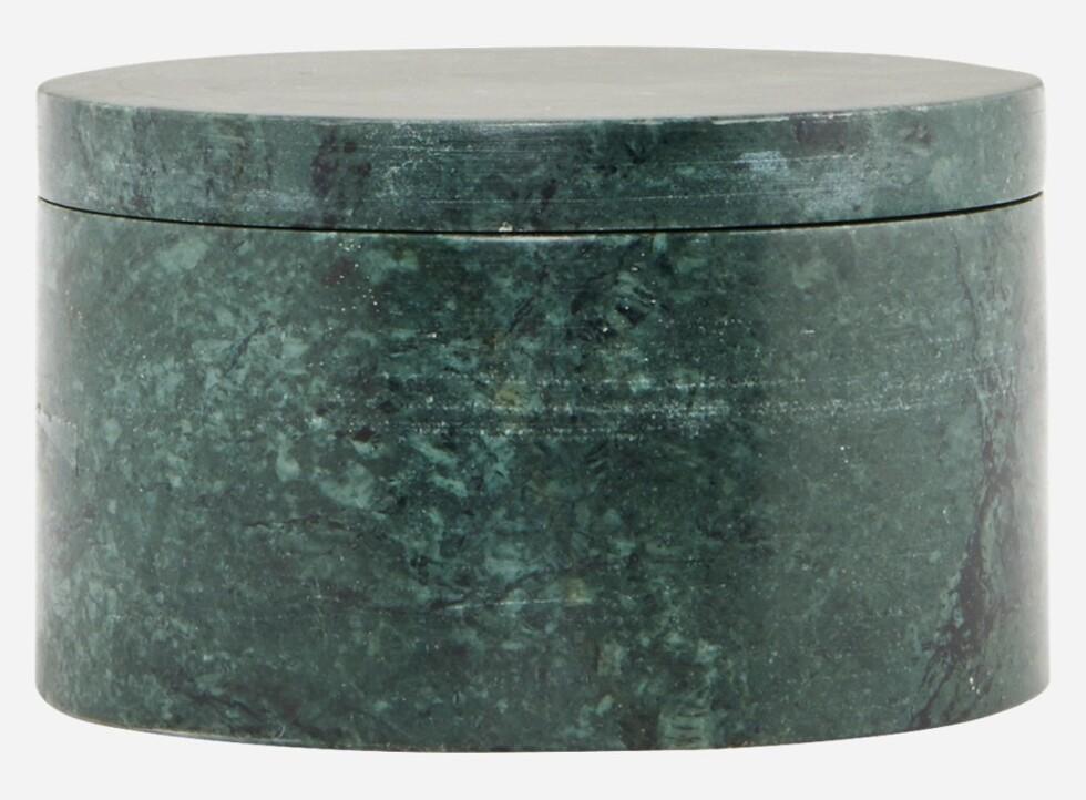 opbevaring--marble--groen-marmor--dia--10-cm--h--6-cm
