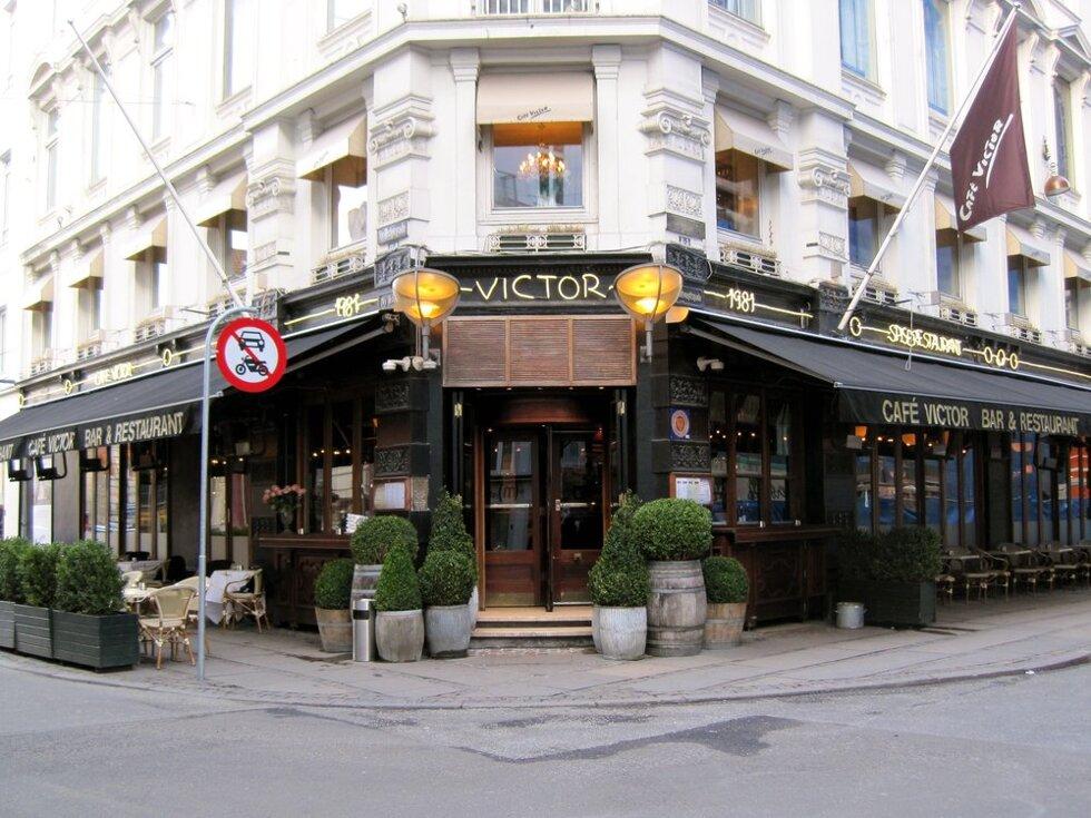 cafe victor