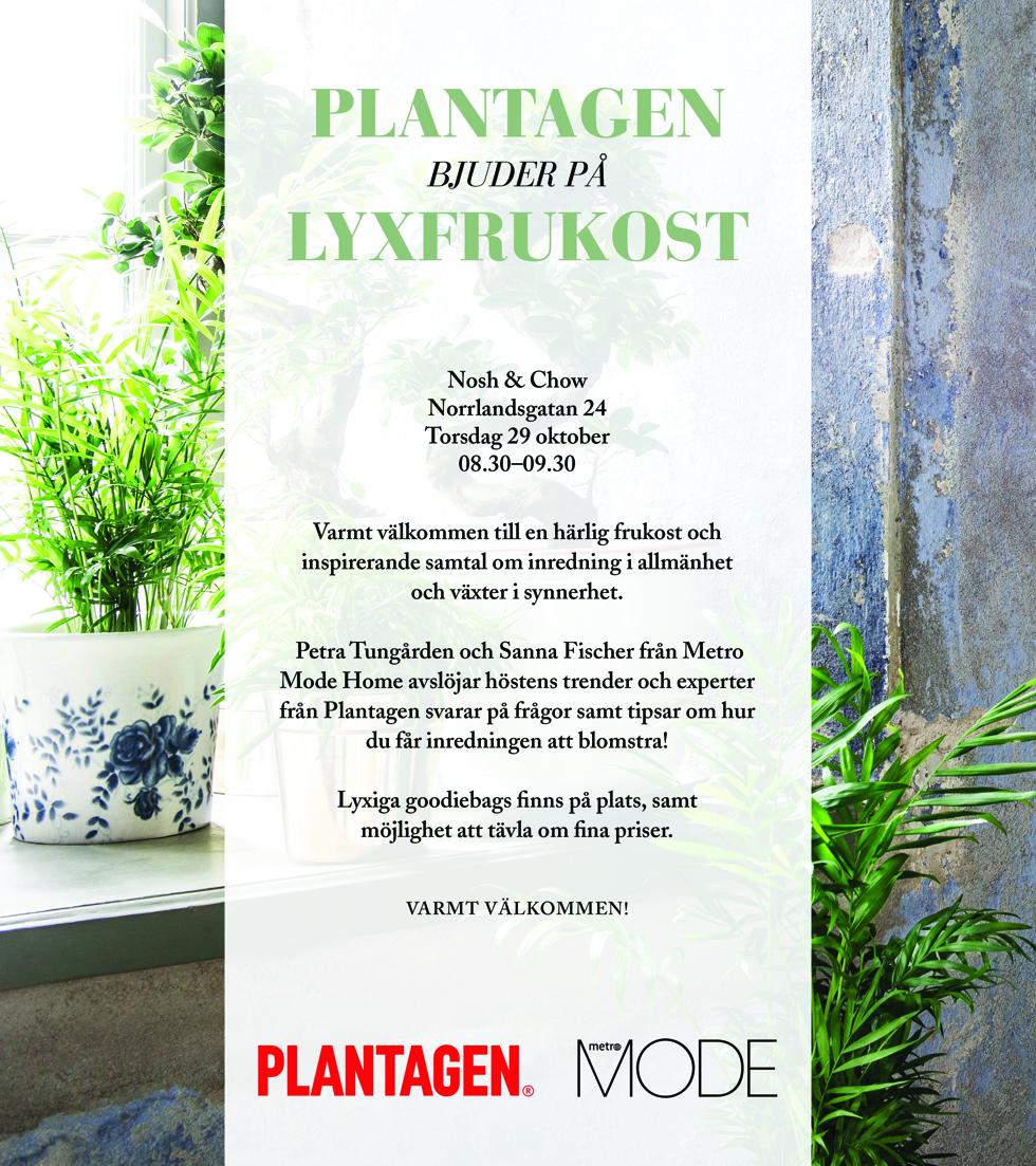 Plantagen-E-invite Metro