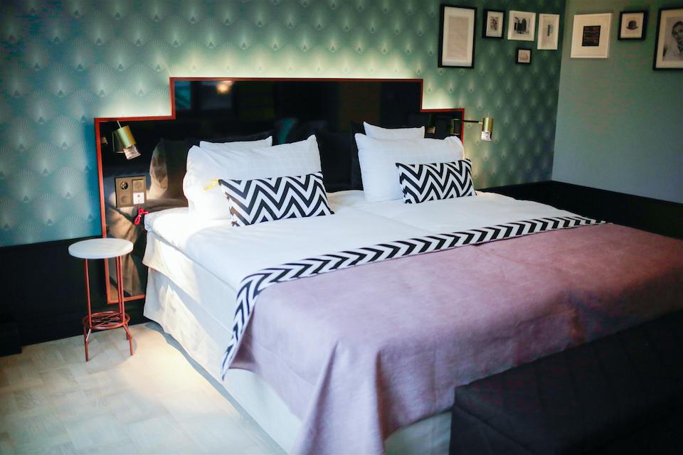 Haymarket Säng