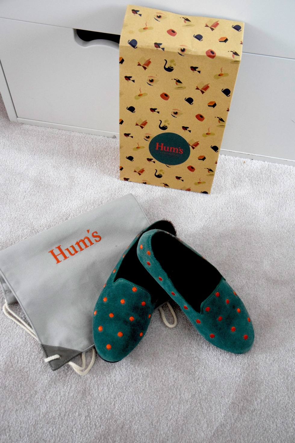 humms slippers