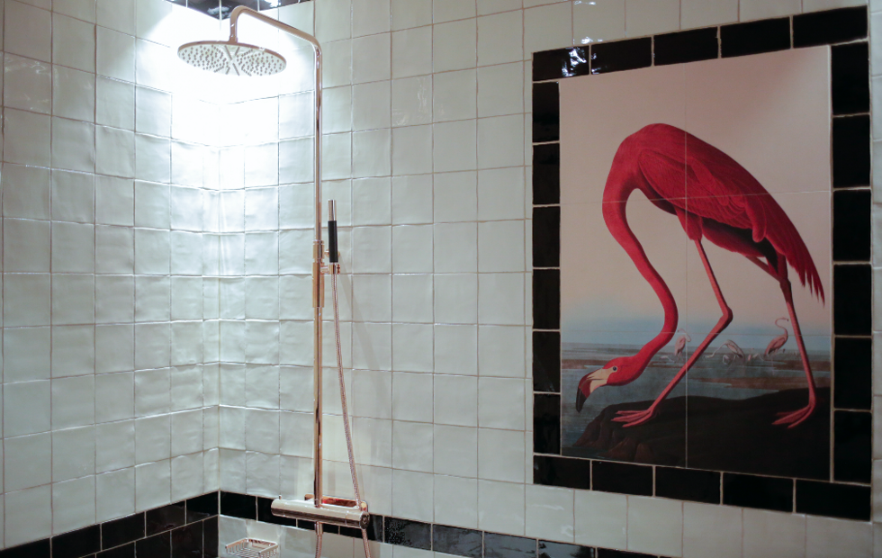 Haymarket-dusch
