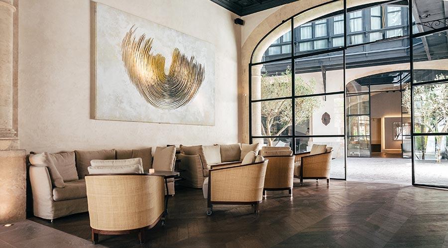lobby-hotel-sant-francesc-palma-mallorca