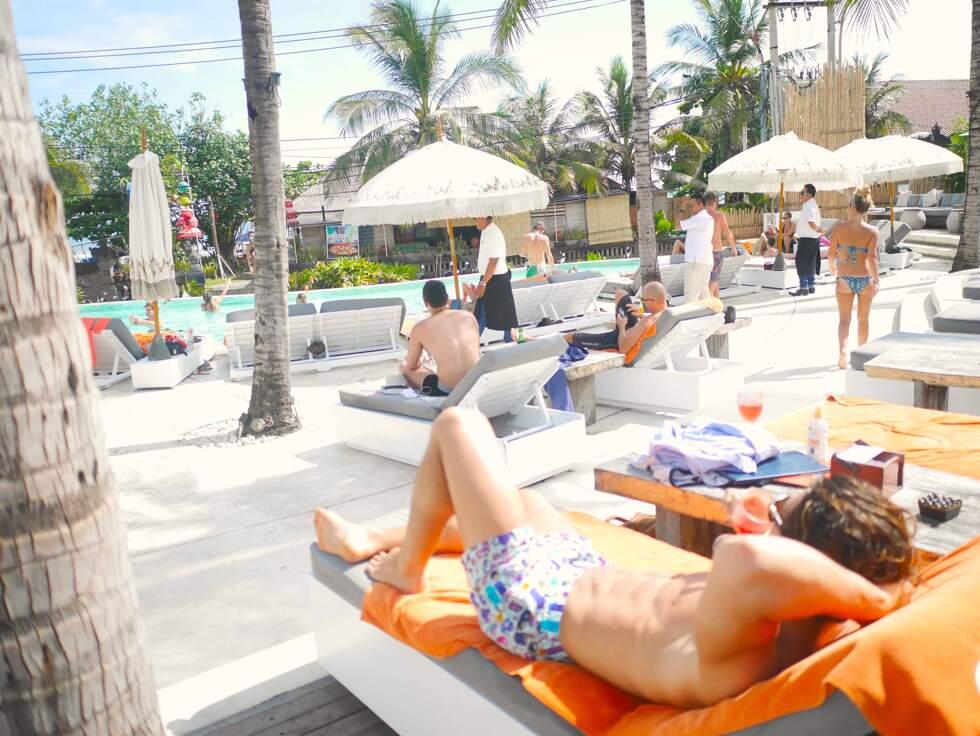Beachclub Kuta Bali 2