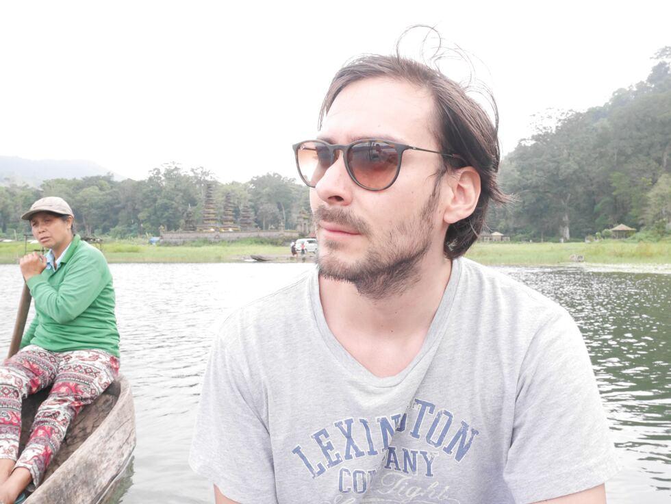 filip sjön Bali