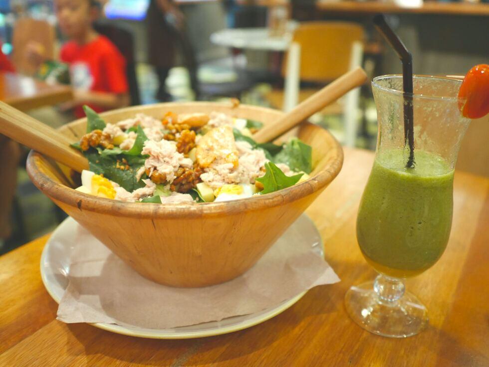 middag Bali