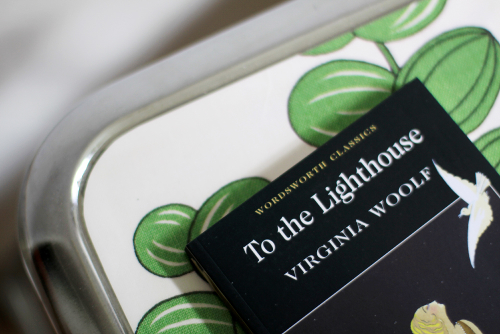 to the lighthouse - virginia wolf