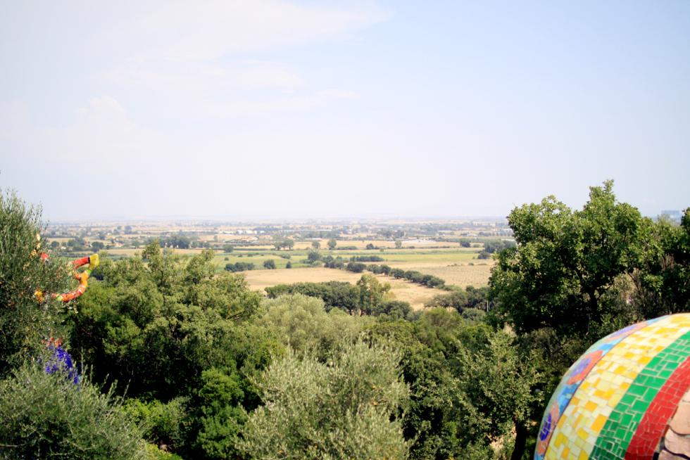 niki de saint phalle - giardino dei tarocchi