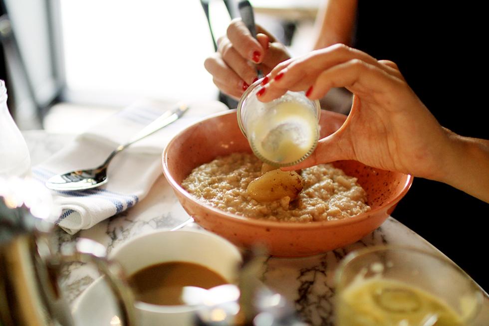 frukost på bistroteket