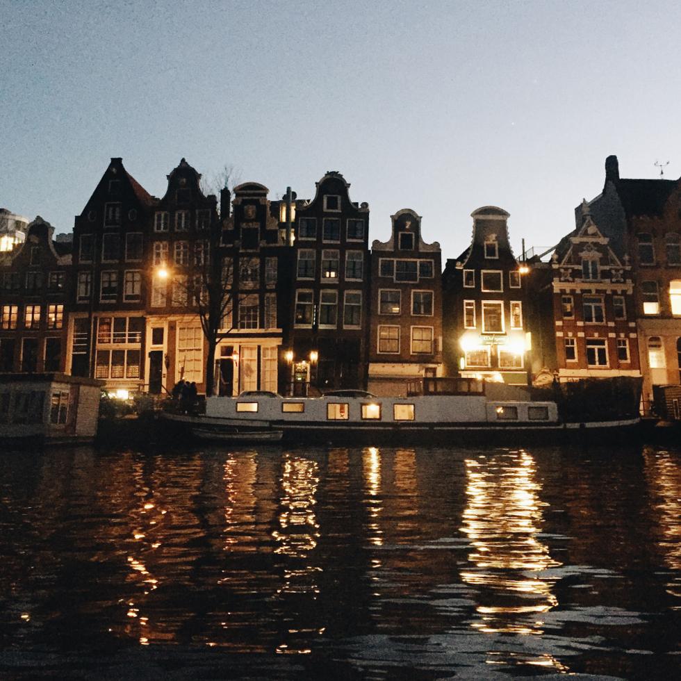 amsterdams kanaler