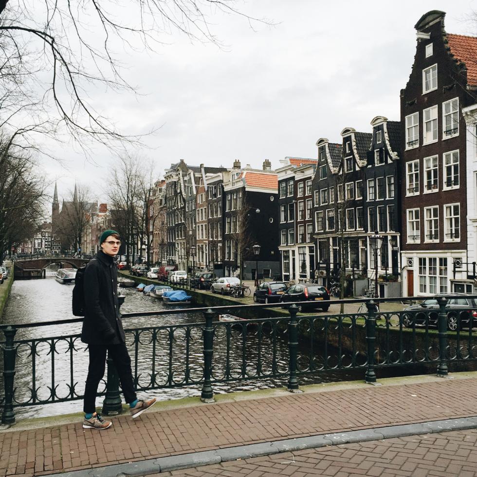 johan i amsterdam