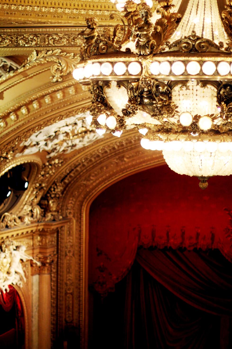 en kväll på operan