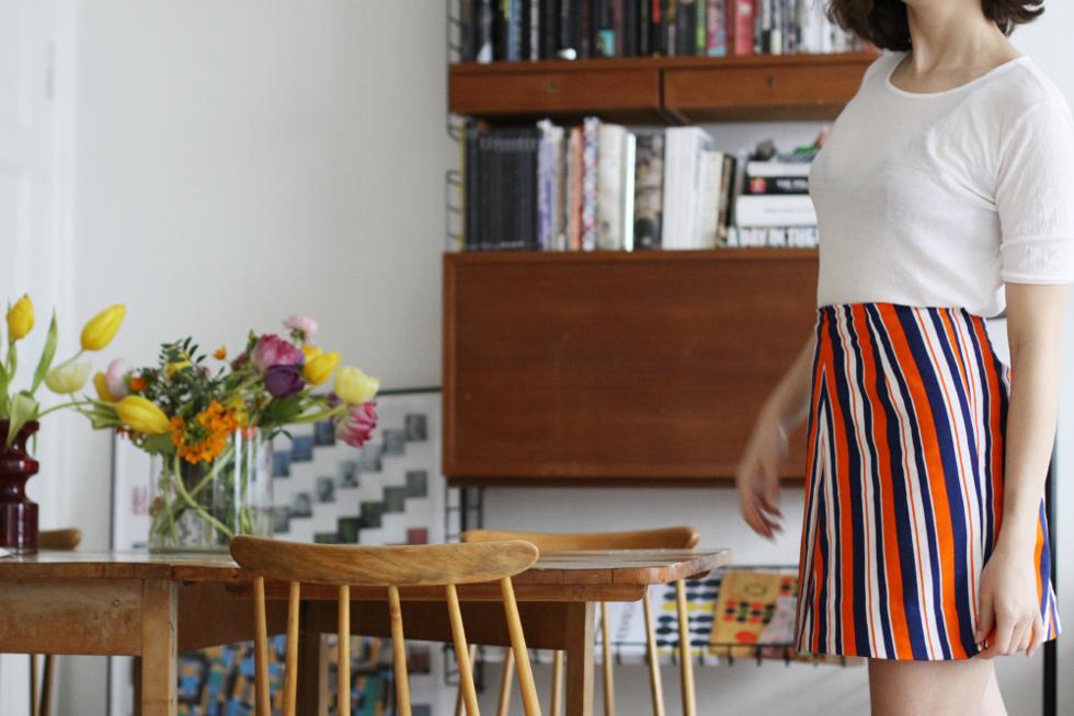jag sydde en kjol & det var en liten del + världsnaturfondens ungdomsråd har ljusmanifestation utanför riksdagen