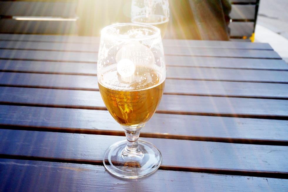 stockholm från ovan bordshockey & första solölen