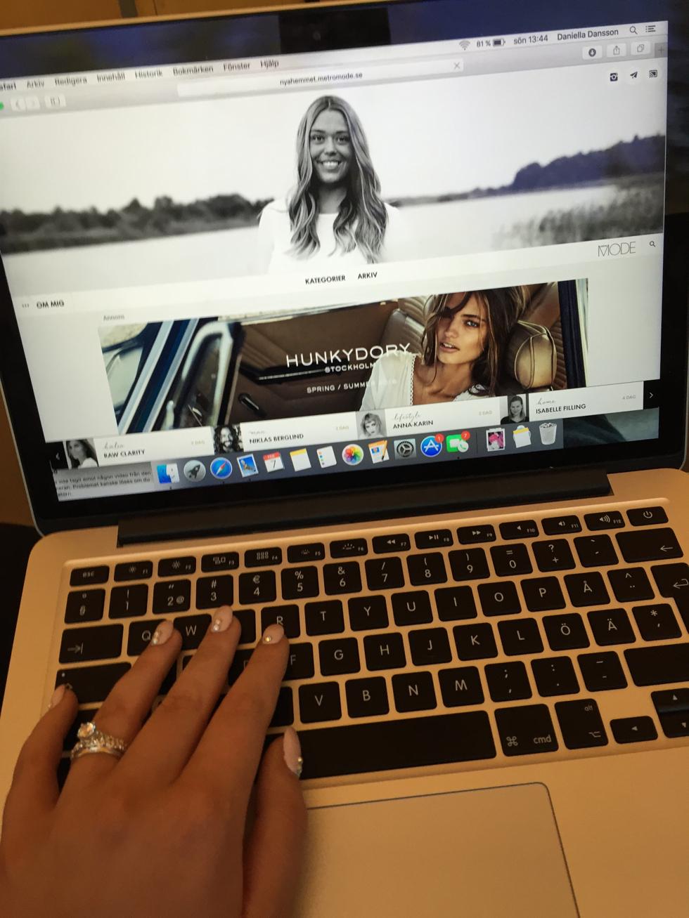Nya Hemmet blogg