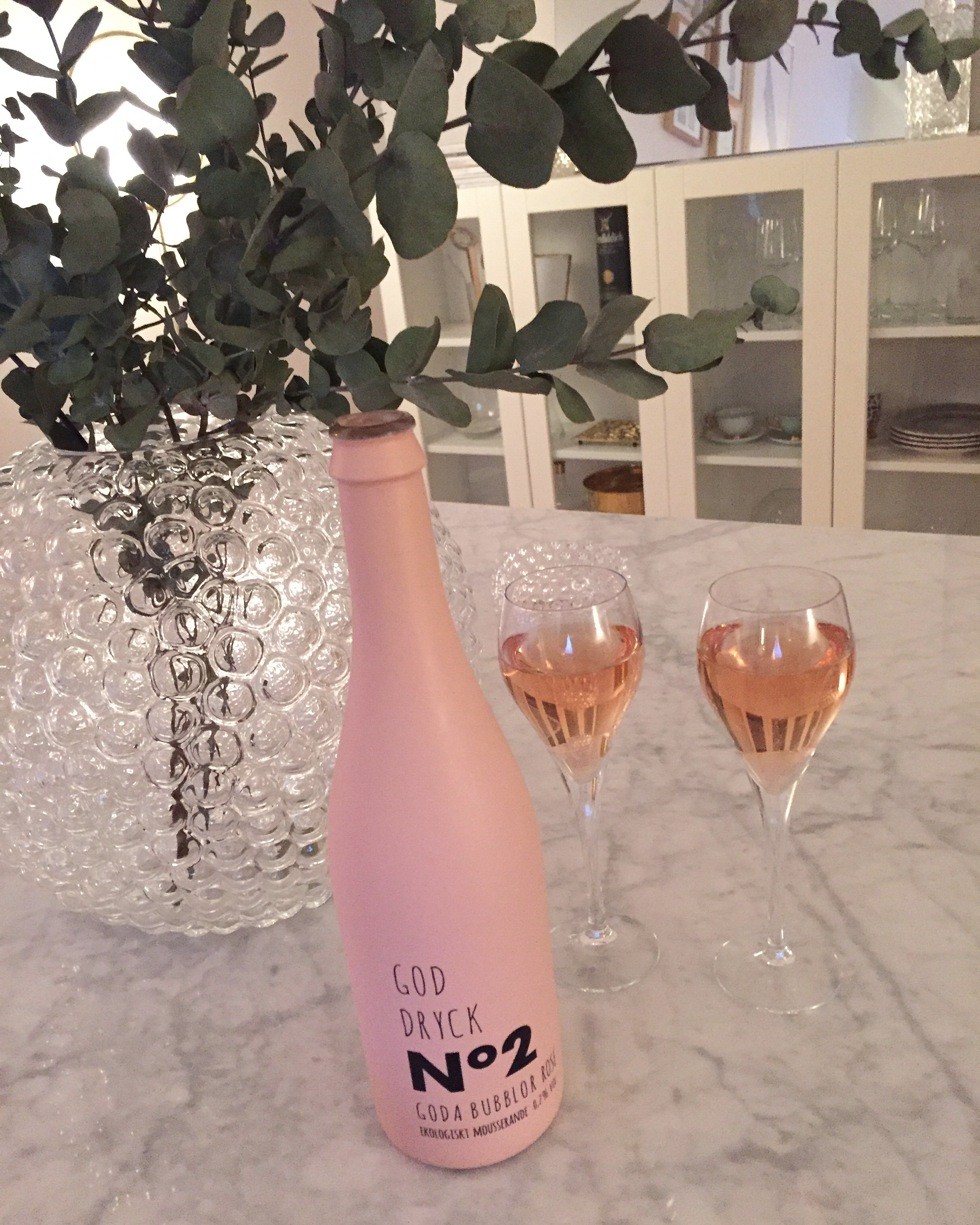 Nya Hemmet Champagne