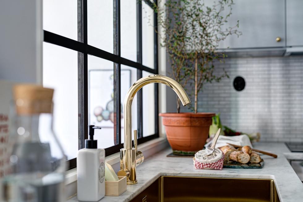 Compact Living Inspiration Glasdörrar Avskärmning Inredning