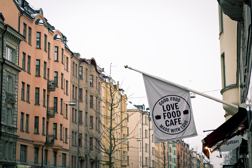 love food cafe
