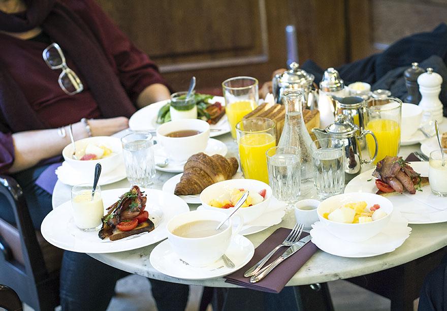 wienercaféet frukost