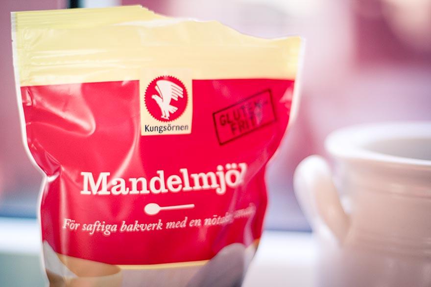 glutenfria muffins - recept - Smarta sötsaker Ulrika Hoffer Kungsörnen mandelmjöl