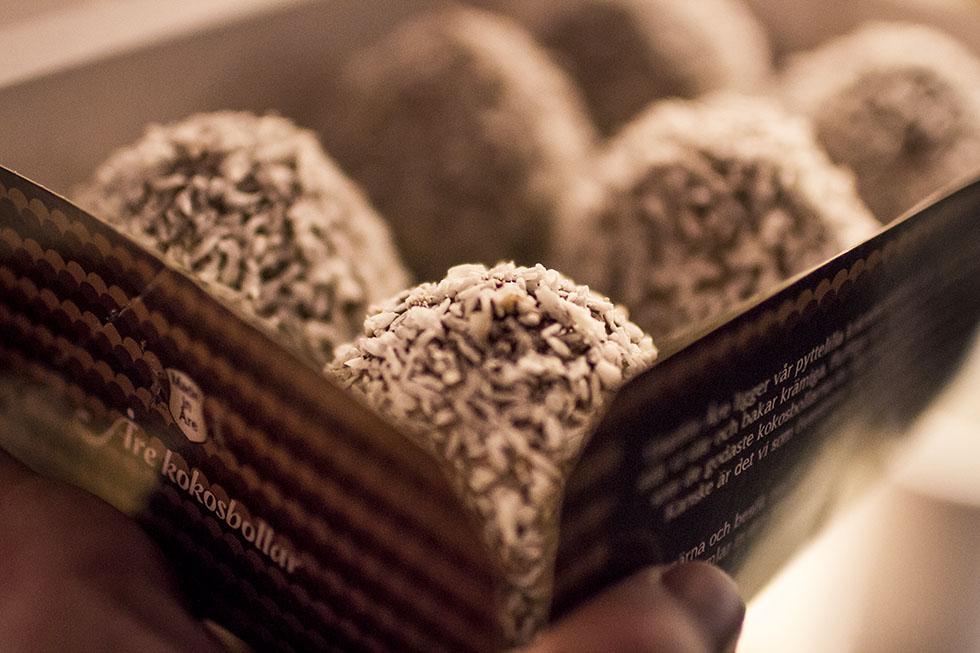 Åre kokosbollar