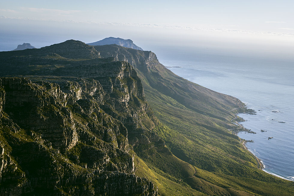 Taffelberget Kapstaden