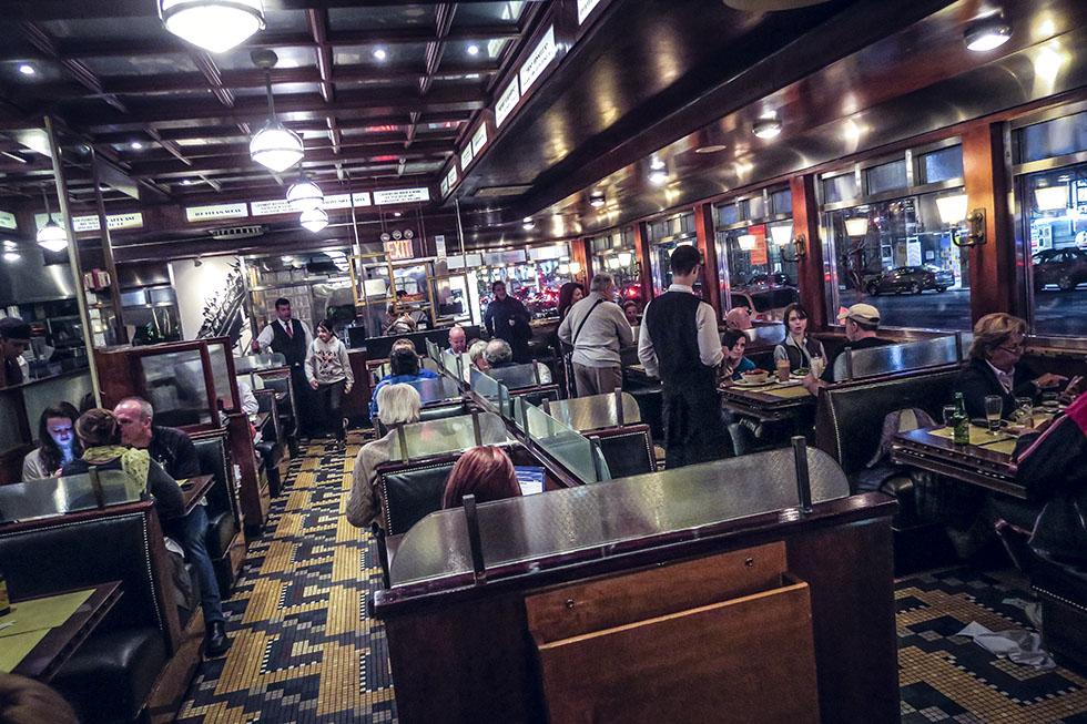 New York Brooklyn Diner