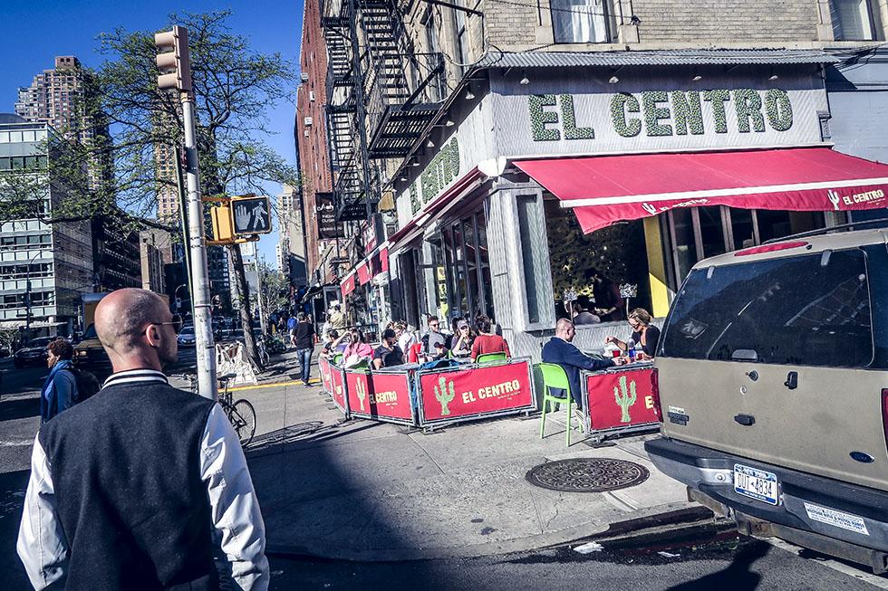 New York El Centro Hell's kitchen