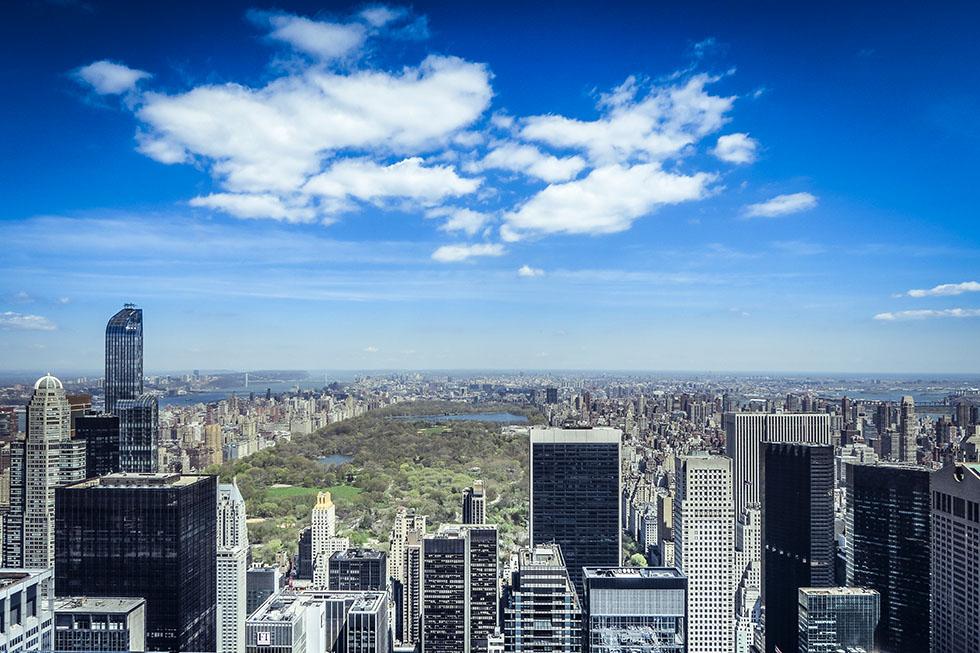 New York Rockefeller Center Top of the rocks IMG_6004