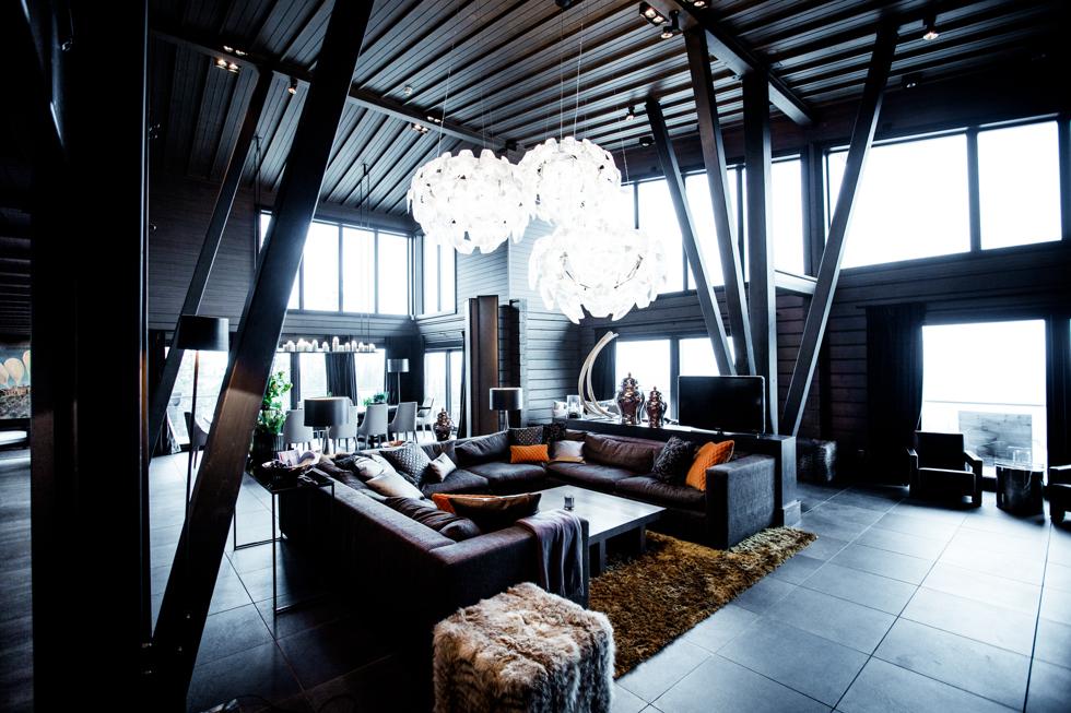 The Villa, Copperhill Åre. Petter Stordalens villa!