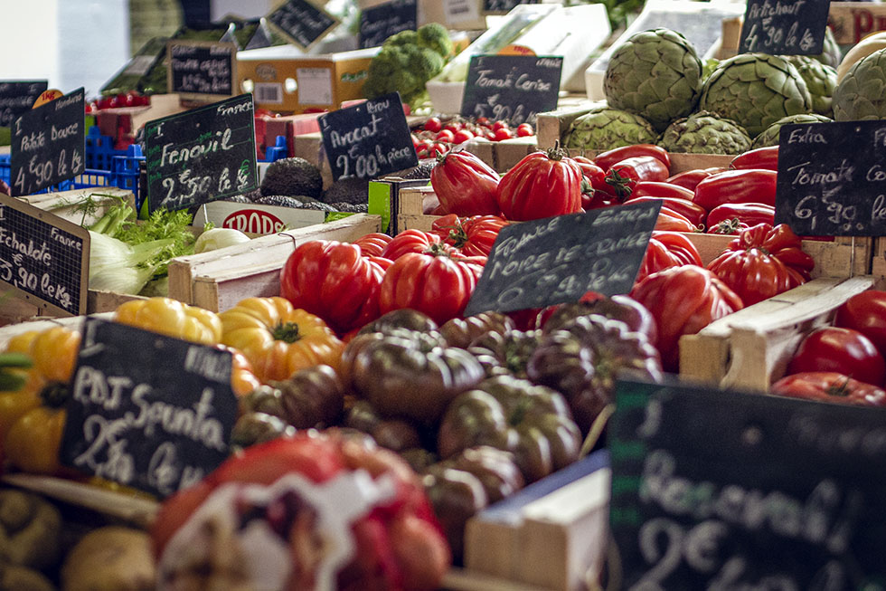 Antibes Marche Provencal