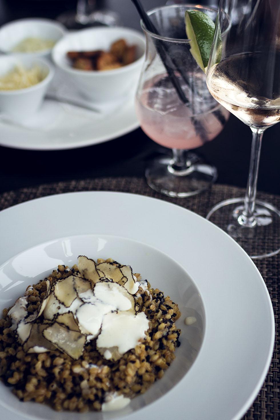 Chateau De La Chevre D'Or Eden restaurant IMG_6888