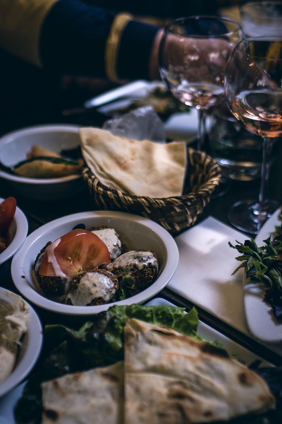 libanese food Nice