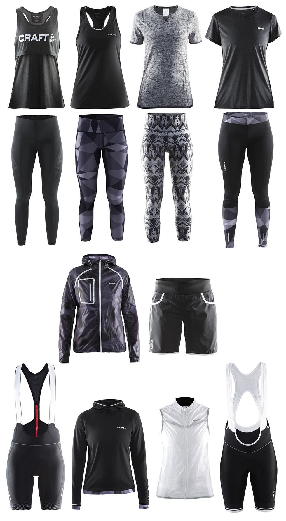 craft träningskläder