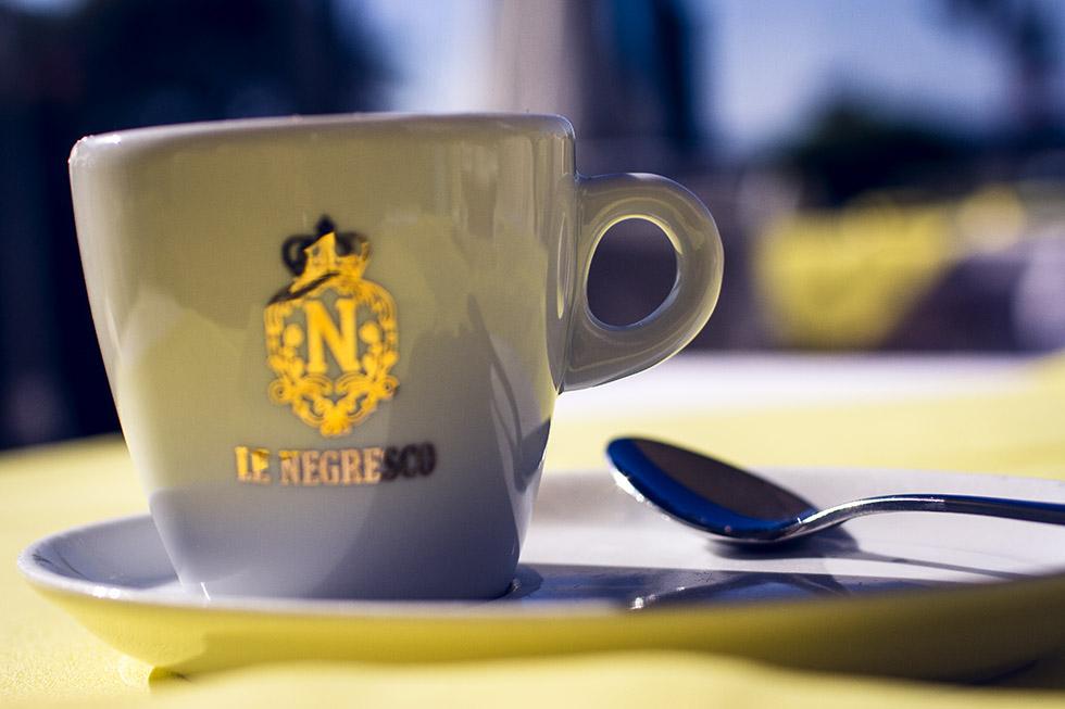 Hotel Negresco Nice frukost