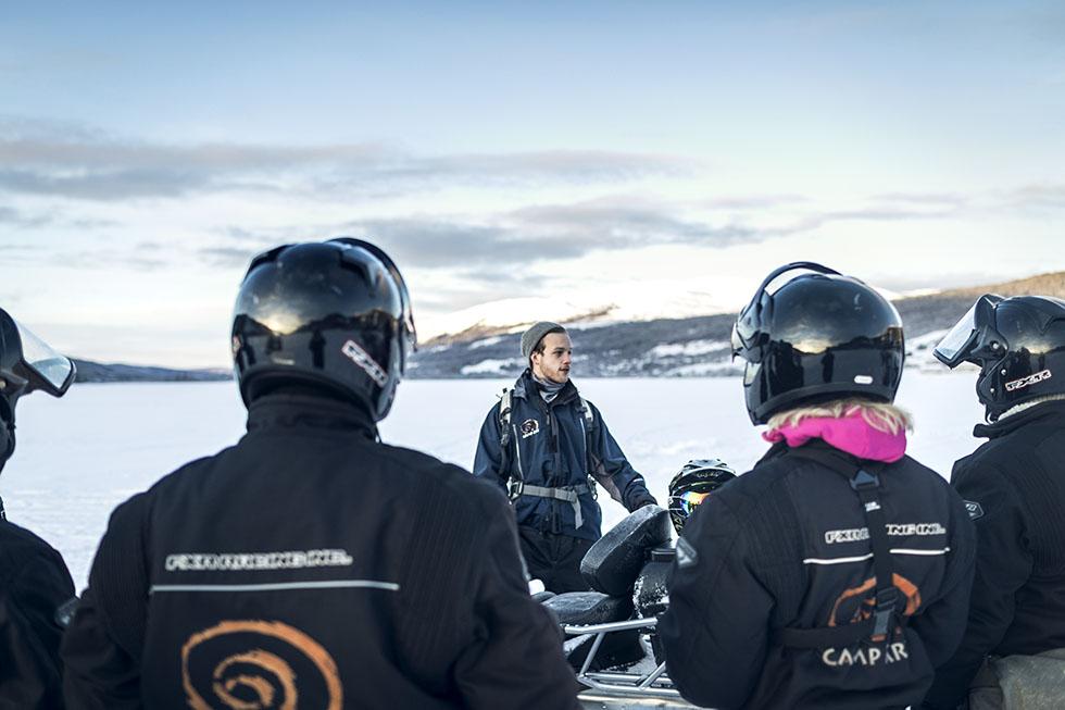 skoter i Åre med Camp Åre 5M0A8926