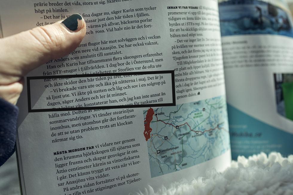STF Turist tidning