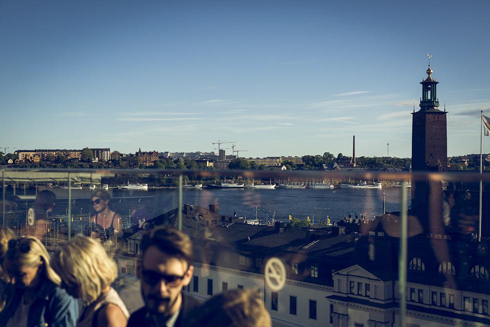 Capitol takbar Stockholm