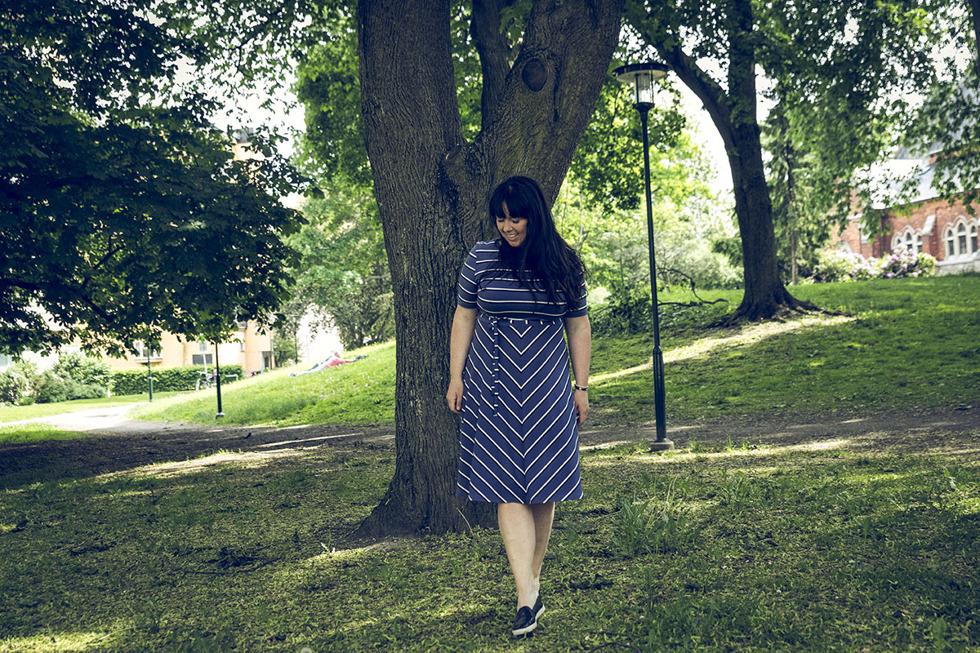 Miss Clarity klänning