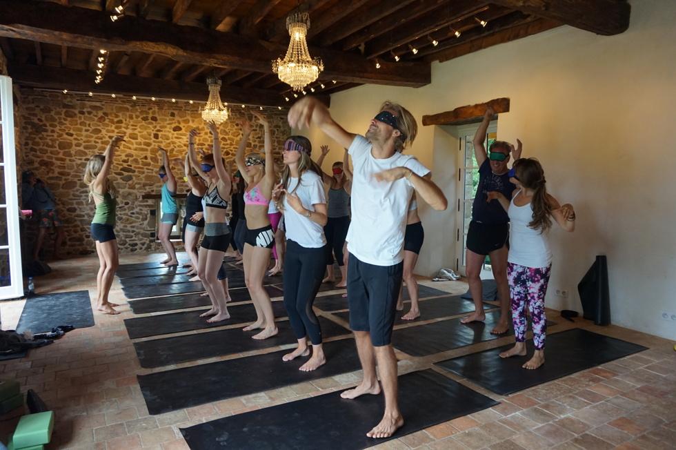 Yoga utan prestationsångest