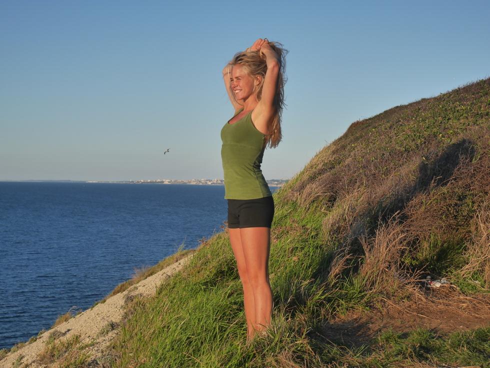 Var jogging min yoga