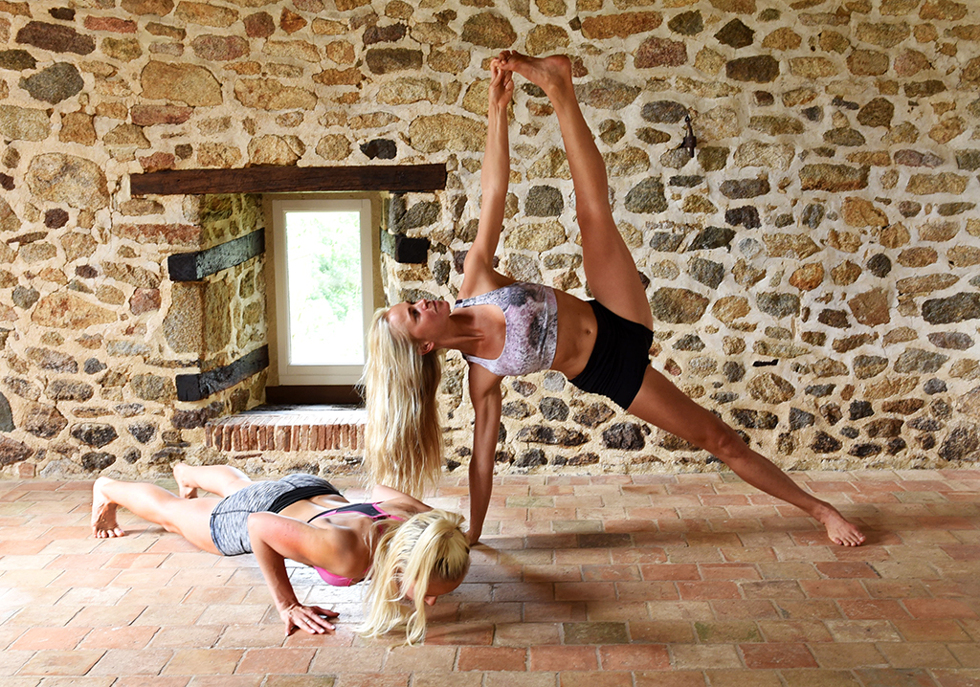 yogastyreträning